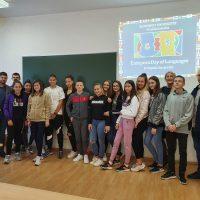 Obilježen Evropski dan jezika na SPU